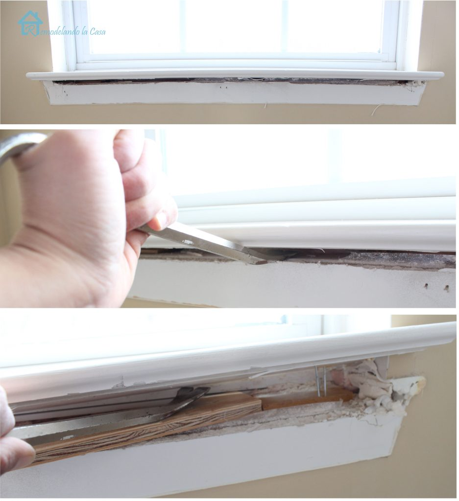 taking away window sill lg
