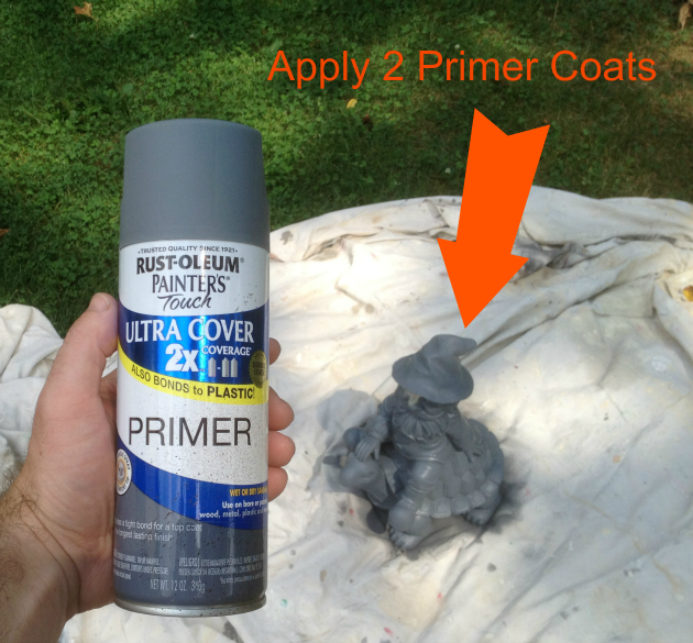 Best Way To Apply Primer For Painting
