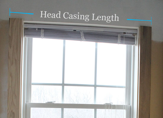 Head Casing Length
