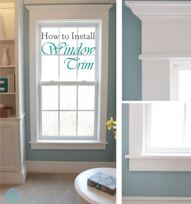 Interior Window Trims Interior Window Trim Interior Window Trim Diy Interior Trim Ideas Good