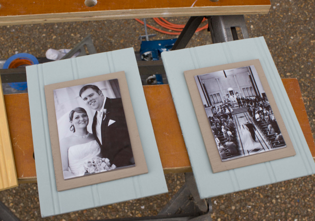 Diy Beadboard Picture Frames Pretty Handy Girl