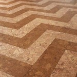 beautiful_chevron_cork_flooring