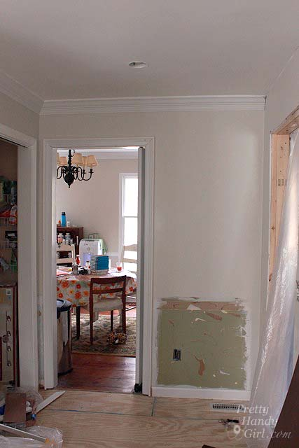 How To Make Wall Smooth For Chalkboard Paint