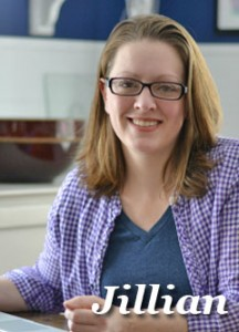 Jillian from I am Homemaker | Pretty Handy Girl Contributor