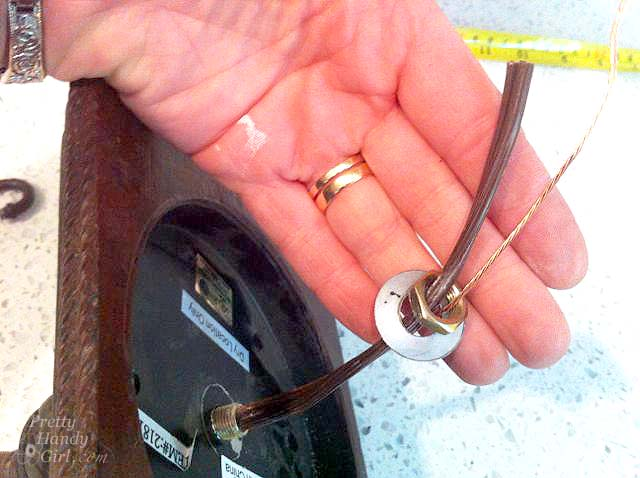 re-attach_washer_nut_light_fixure