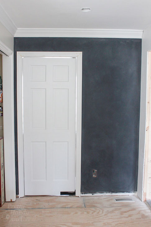 SMOOTH Chalkboard Wall