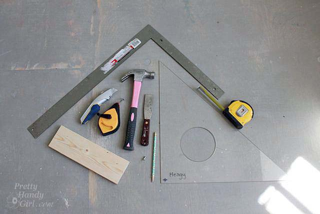 tools_for_installation_cork_tile_floor
