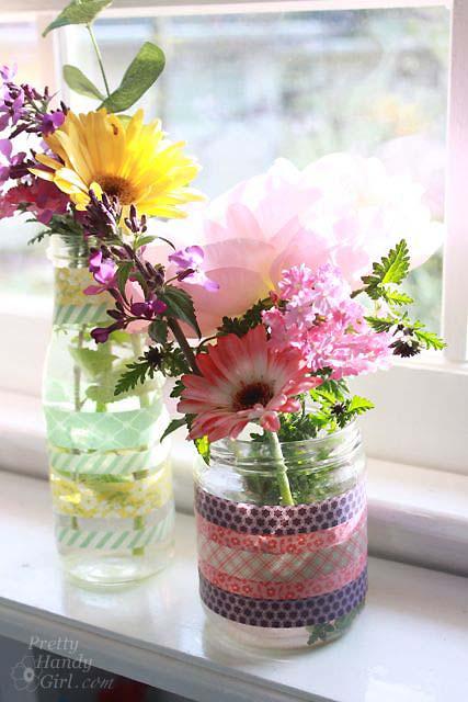 two_washi_taped_jars
