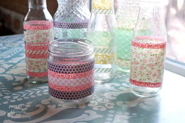 washi_taped_recycled_jars