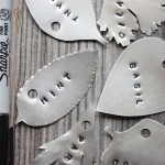Make Your Own Metal Tags for Your Herb Garden