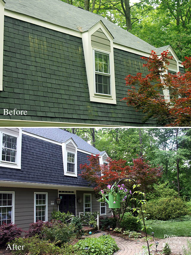 What you should know about replacing your roof and asphalt shingles pretty handy girl for Exterior painting greensboro nc