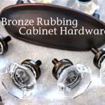 Rubbed Bronzing Cabinet Hardware