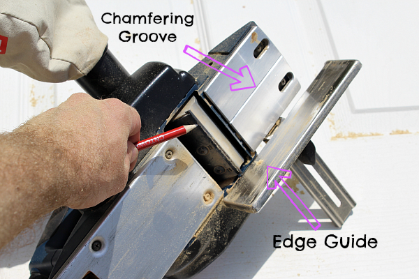 Features of the Ryobi Planer