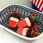 Red, White & Blueberry Fruit Pops