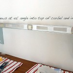 Wall-Mounted Kitchen Hutch Tutorial