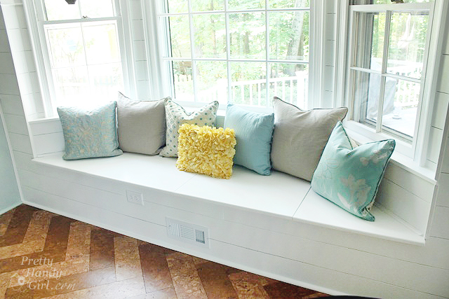 gallery for bay window seat with storage