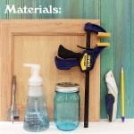 How to Make a Mason Jar Foaming Soap Dispenser