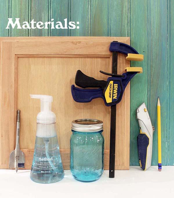 materials_for_diy_soap_pump