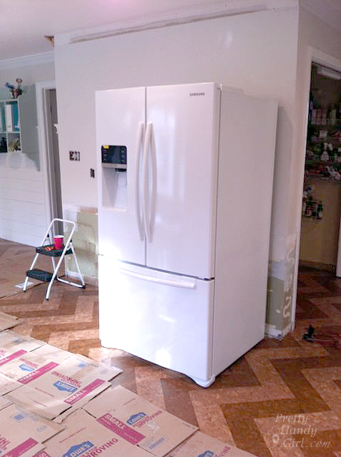 Refrigerator Floor Protector Mat Flooring Ideas And