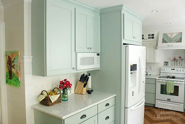 25 dreamy blue paint color choices pretty handy girl for Paint choices for kitchen