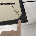 Notched Hanging Brackets