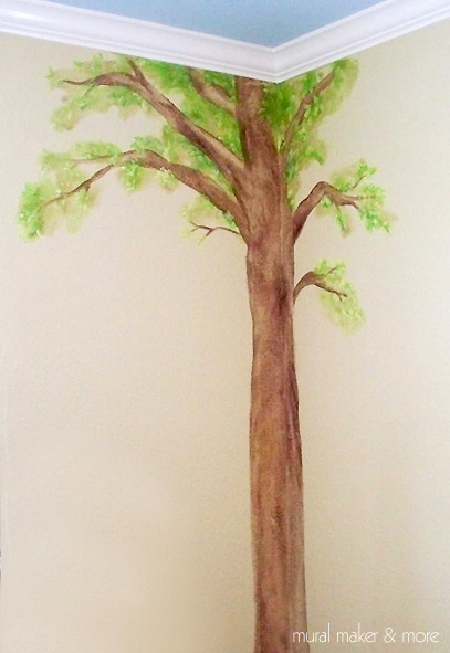 how_to_paint_tree_mural