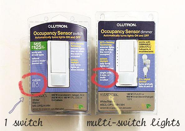 How to Install a Lutron Maestro Occupancy Sensor on a 3way Switch