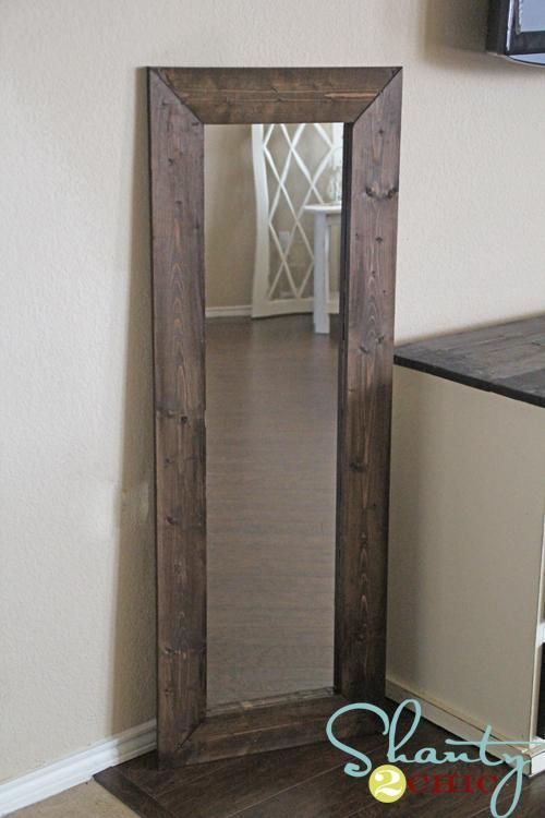 30 Amazing Diy Decorative Mirrors Pretty Handy Girl
