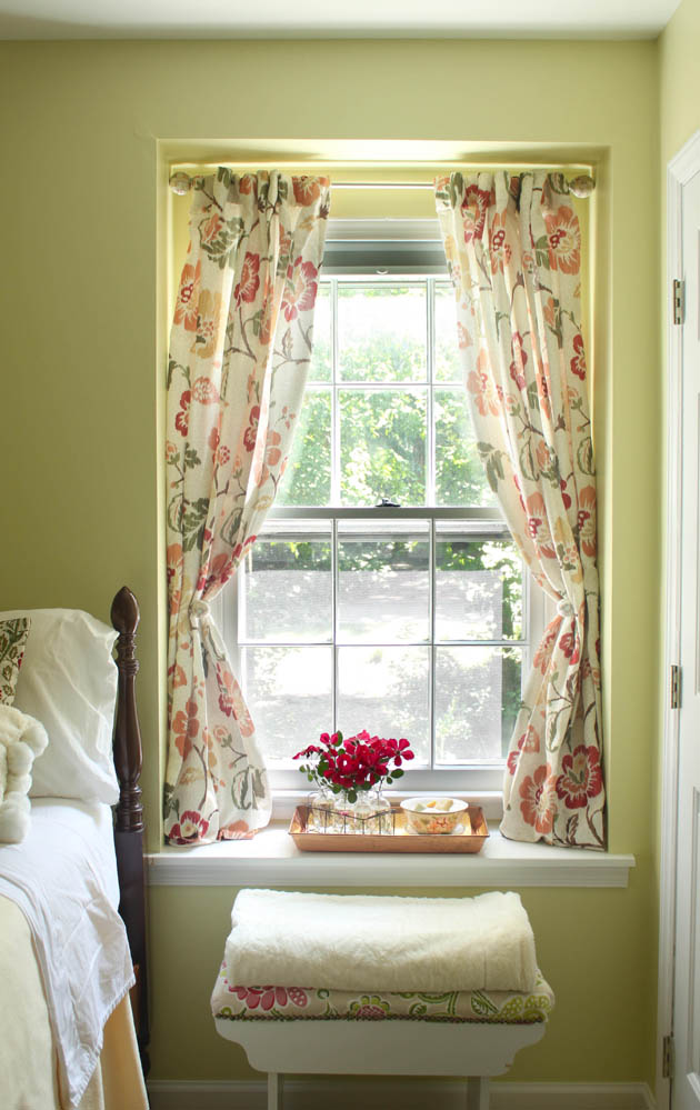 How To Install Window Blinds And Curtains Lowe S Creator