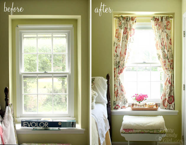 Installing Blinds and Window Treatments | Pretty Handy Girl