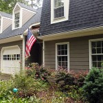Krud Kutter Exterior Clean Up without a Pressure Washer or Ladder