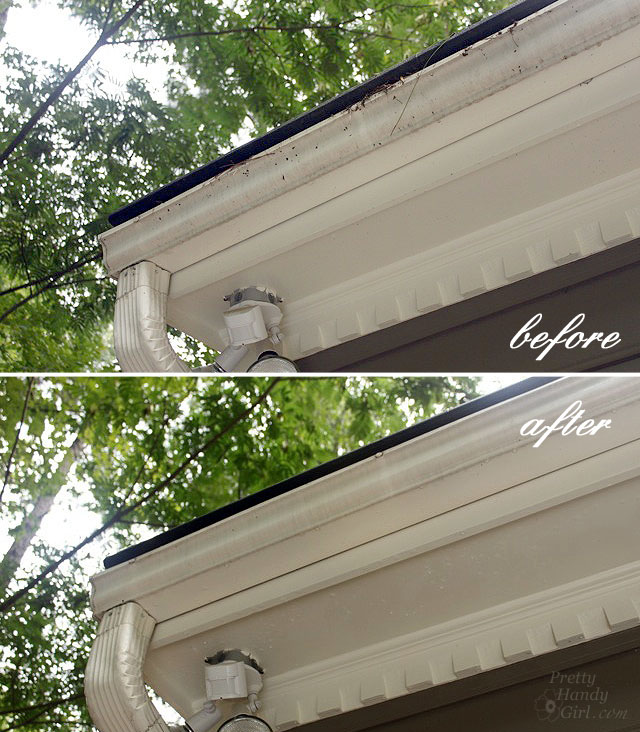 How to Clean Your House Exterior without a Pressure Washer or Ladder