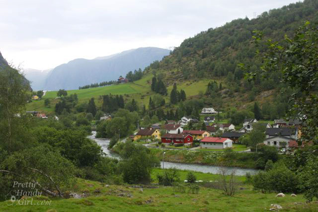 Flam, Norway - Heaven on Earth by Pretty Handy Girl