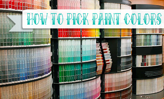 How To Choose A Paint Color Impressive Of How to Pick Paint Colors Photos