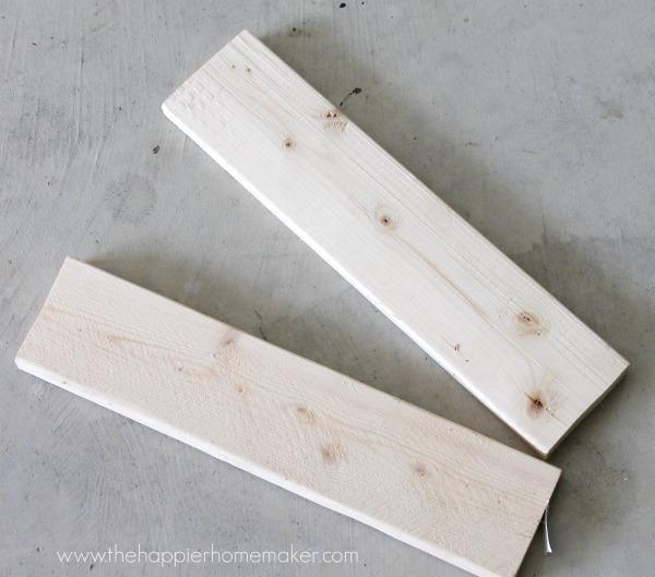 jewelry organizer wood