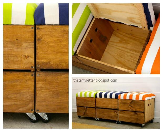 rolling storage stools 3