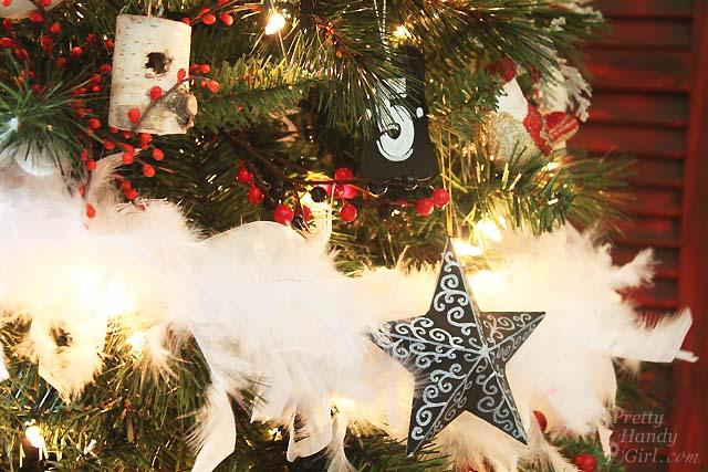 Chalkboard Ornaments | Pretty Handy Girl