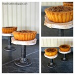 DIY Industrial Cupcake Stands