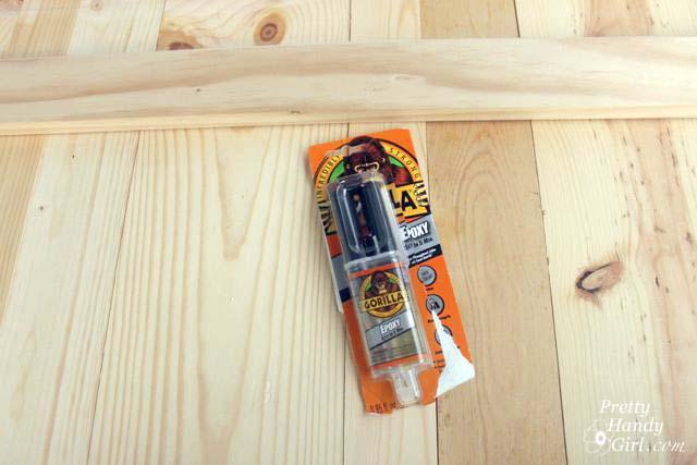 How to Create a Rustic Wood Headboard for $80   Pretty Handy Girl