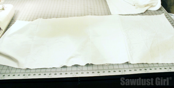 Reversible Tote Bag Tutorial by Sawdust Girl | Pretty Handy Girl