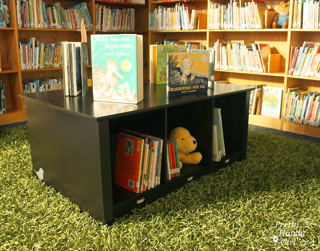 School Library Reveal | Pretty Handy Girl