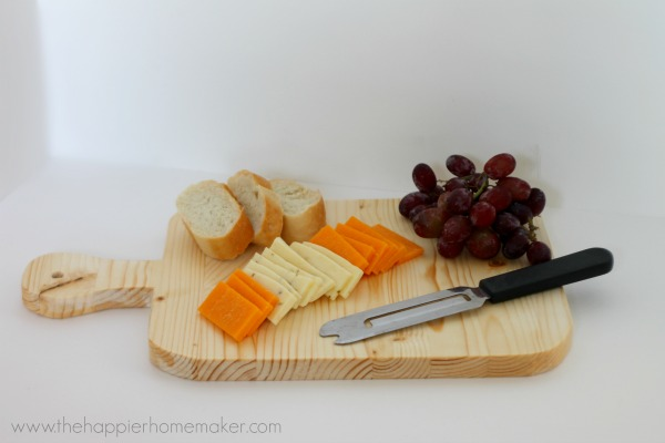diy cutting board tutorial untitled