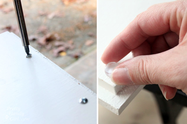 Make a Tray from a Cabinet Door | Pretty Handy Girl