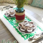 Make a Tray from a Cabinet Door