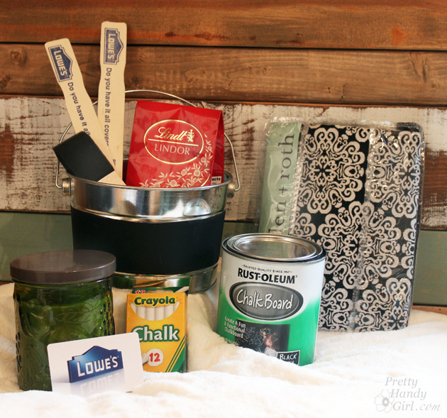 Paint Can Hostess Gift Idea | Pretty Handy Girl