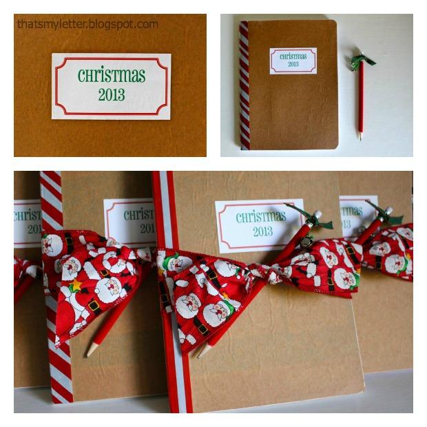 Christmas journal 5