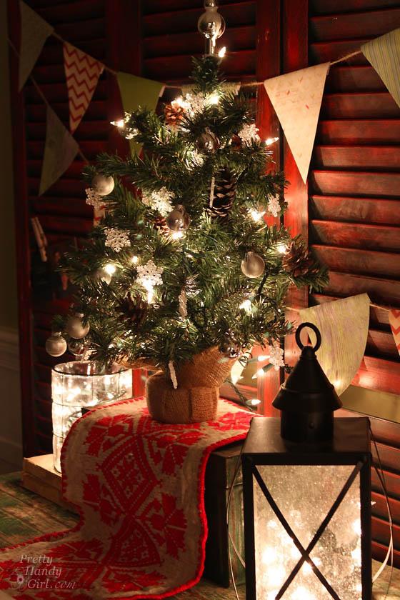 Pretty Handy Girl's Christmas Home Tour