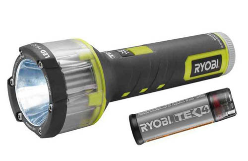 Ryobi Flashlight
