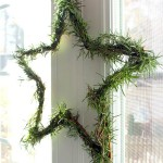 Rosemary Wreath, Juniper Garland Tutorial {+ a Healthy Home Giveaway from Filtrete}