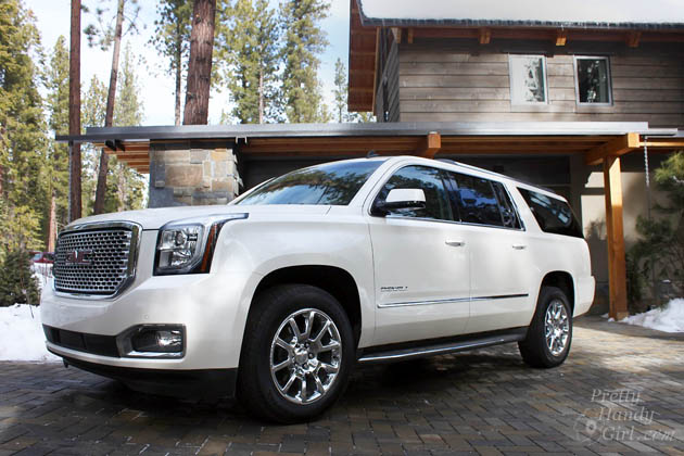 GMC Denali Dream Drive - HGTV Home Tour 2014 | Pretty Handy Girl